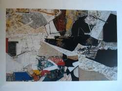 Nello Studio, 2003 tecnica mista su tela cm 205 x 316