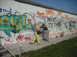 Bruno e Gianna, Berlino