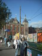 Bruno e Gianna, Amsterdam