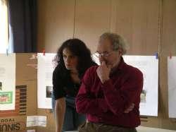 Gianna Poli e Bruno Pinto - 2005, materna O.Vignoni Casalecchio di Reno