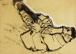 Il Pensatore - Figura seduta